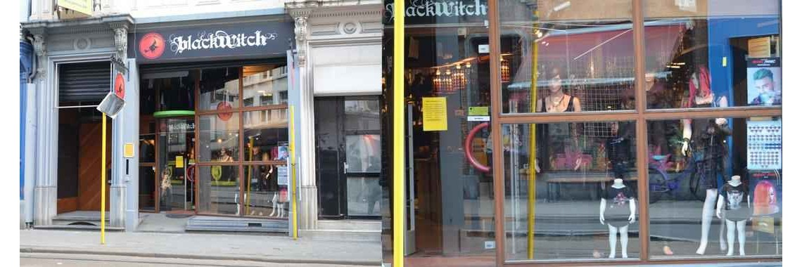 Gothic Shop in Antwerpen